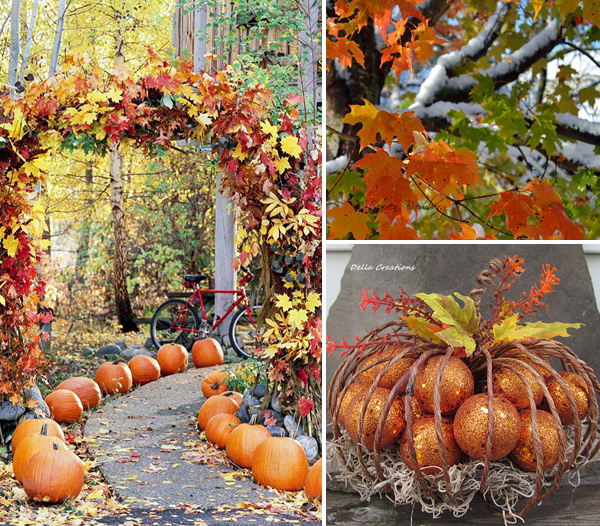 Autumn Yard Decorations: Outdoor Decor For Fall